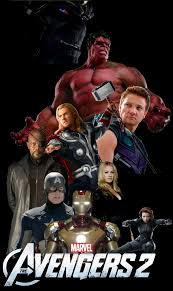 Avengers 2:  The Age of Ultron